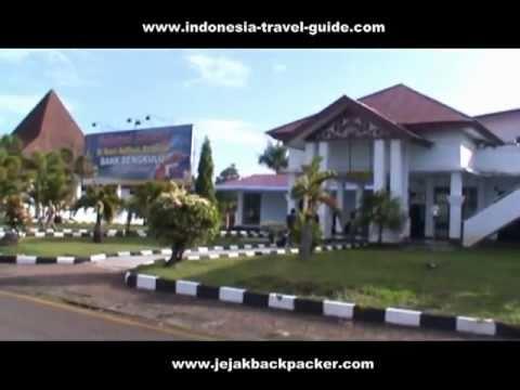 Bengkulu Airport - Bandar Udara Fatmawati Soekarno - Bengkulu City - Indonesia