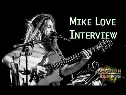 Mike Love  Interview (Caliroots2016)