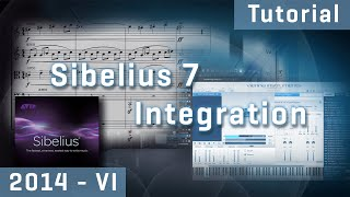 VSL and Sibelius 7