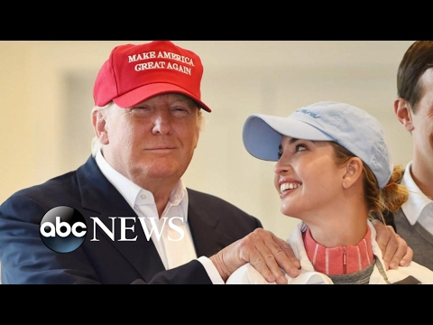 Trump Criticizes Nordstrom Over Daughter's Clothing Line | ABC News