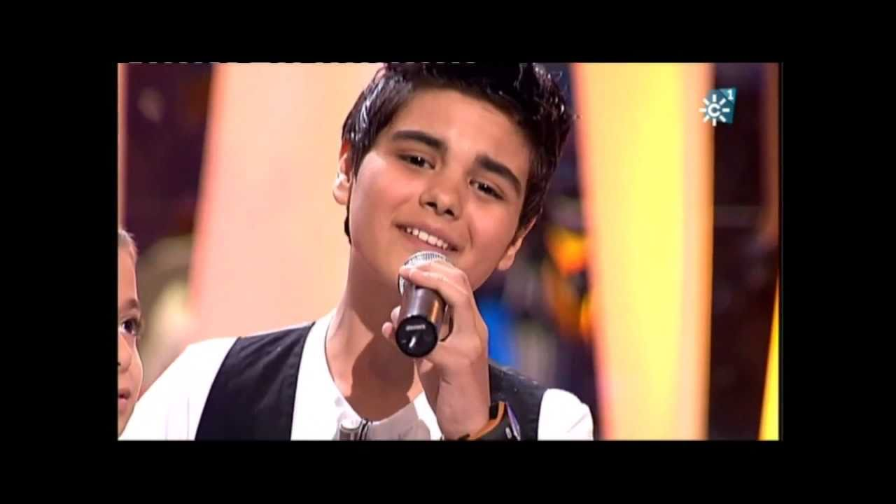 Abraham Mateo 12 Years Old David Parejo Yo No Me Doy Por Vencido Youtube