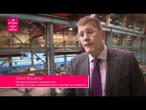 Business is good for Britain Video