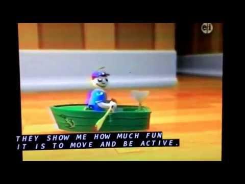 Sesame Street funding credits November 2006