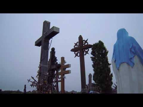 十字架の丘・リトアニア・シャウレイ(バルト三国)2017,9/6