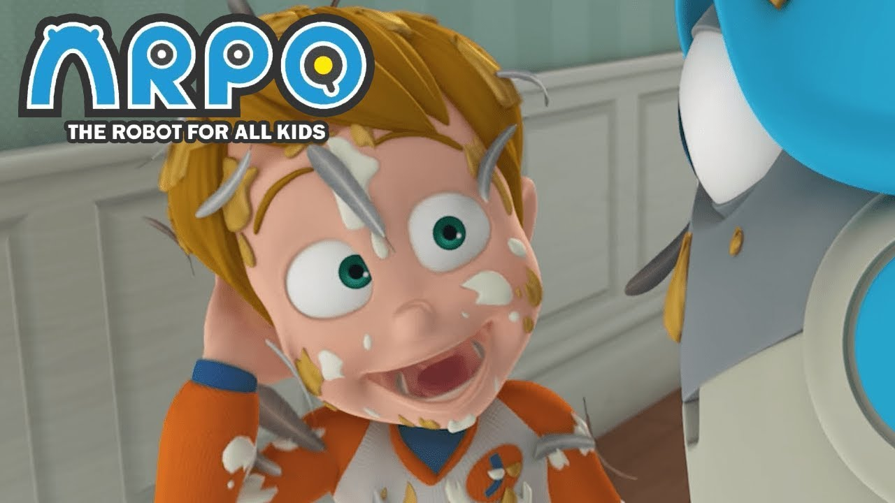 ARPO The Robot For All Kids - Of Course You Realize | Full Episode | Cartoon for Kids