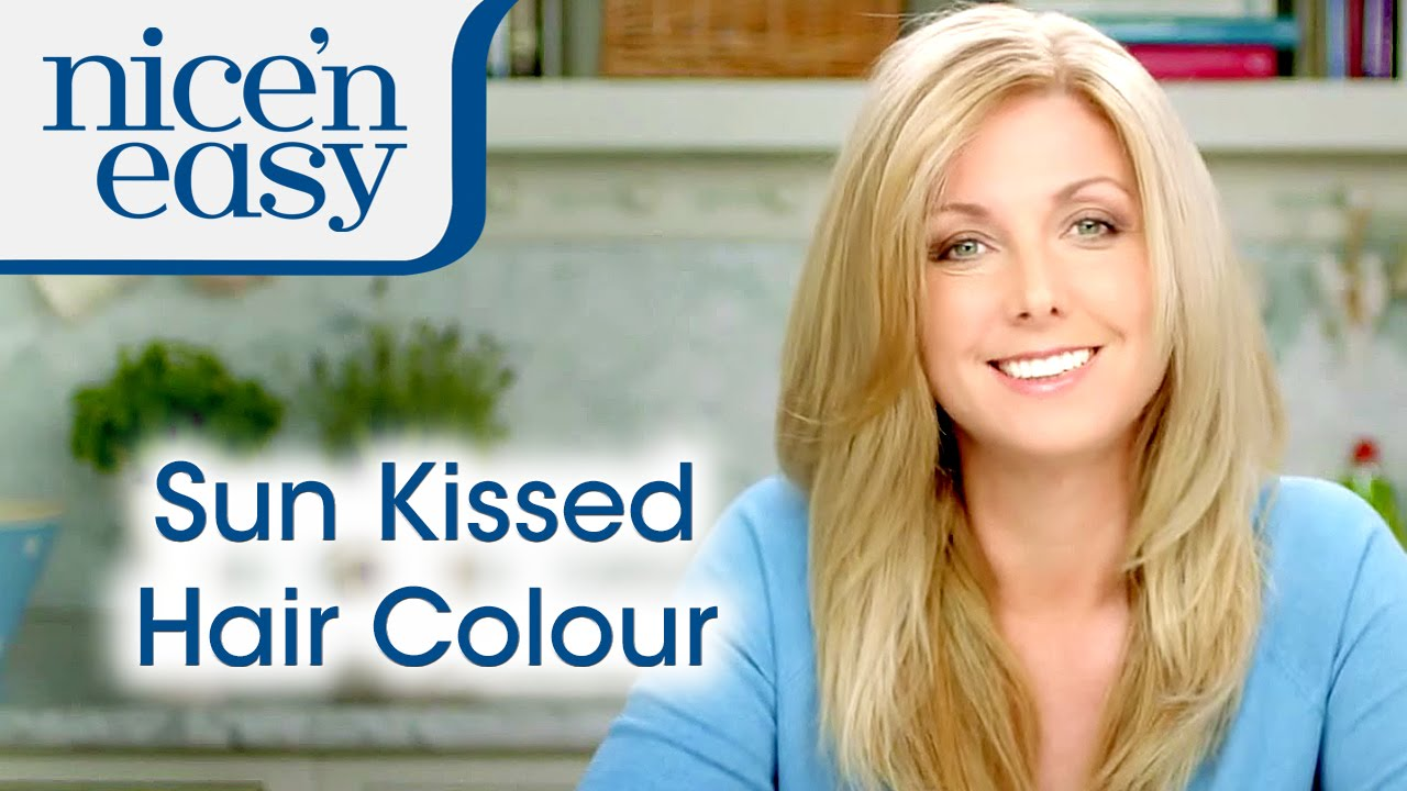 How To Choose A Sun Kissed Summer Hair Colour Nice N