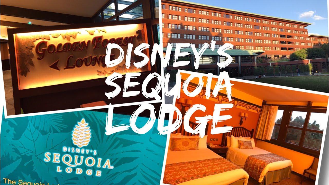 Disney 39 s sequoia lodge hotel disneyland paris lake for Hotel sequoia lodge piscine