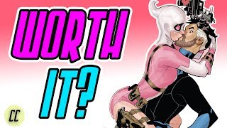 Gwenpool Will KISS For Views - Gwenpool Strikes Back #2
