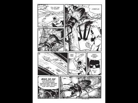 Batman ~ The Jiro Kuwata Batmanga v2014 #022 #comics