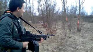 M249 PARA SAW Paintball Gun/Marker