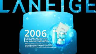 History of LANEIGE Water Bank Thumbnail