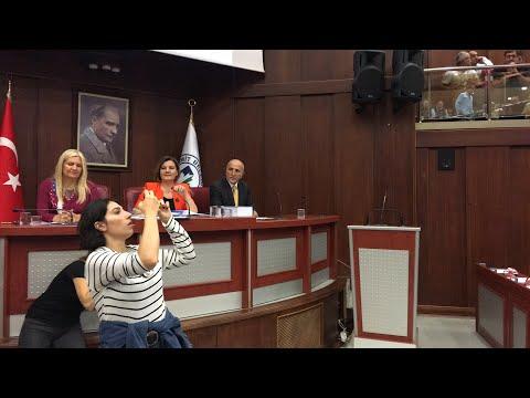 İzmit Belediyesi Ekim Ayı Meclis Toplantısı