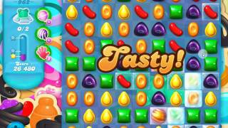 Candy Crush Soda Saga Level 962 No Boosters 3 stars
