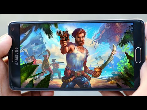 TOP 7 Best Survival Games For Android 2020 | High Graphics