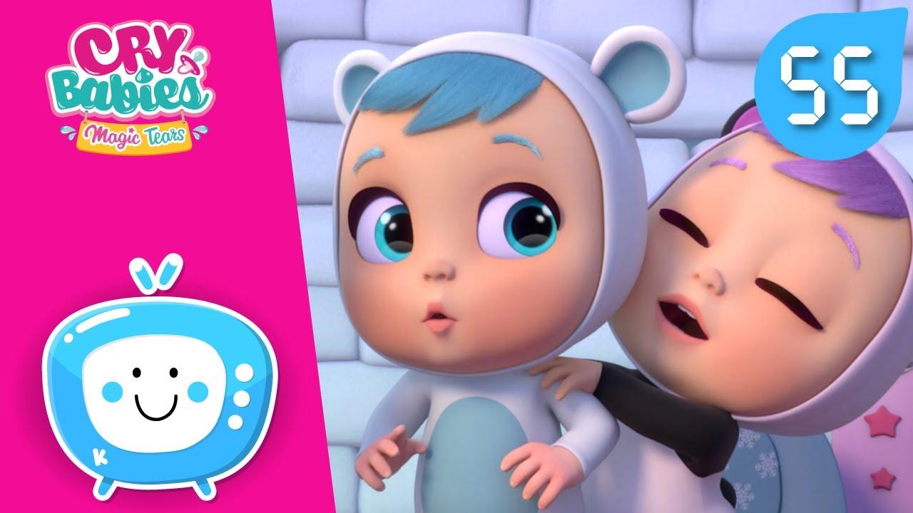 ❄️☃️ MUITA DIVERSÃO!!!! ☃️❄️ CRY BABIES 💦 MAGIC TEARS 💕 DESENHO INFANTIL para CRIANÇAS em PORTUGUÊS