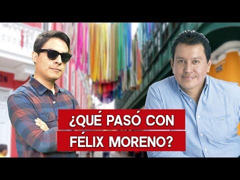 El prófugo hermanito Félix Moreno | Curwen en La República