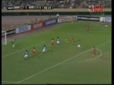 Olympic Viet Nam vs Olympic Japan 0-1