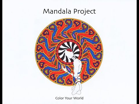 Mandala Project - Color Your World (2018)