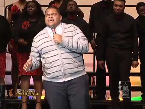 Cleveland Heights Gospel Choir: 'O What a Night' - December 19, 2014
