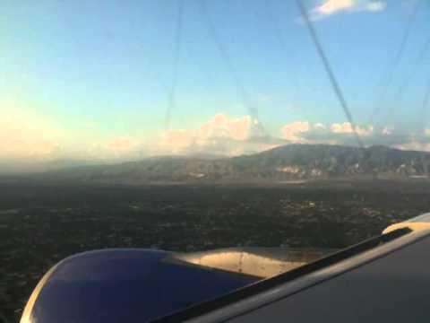 Landing A Air Caraibes HaitiPortauPrince Toussaint - Vol paris port au prince