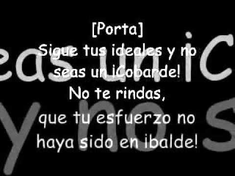 Letra Y Descarga Voces En Mi Interior Porta Santaflow Youtube
