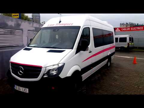Mercedes Benz Sprinter 516 Youtube