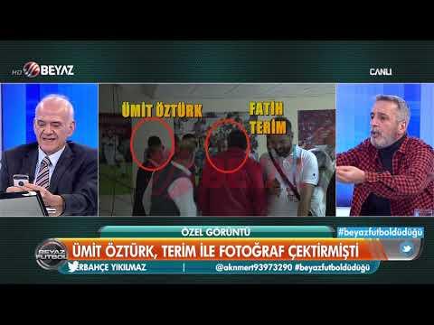 Ümit Öztürk Fatih Terim ile çektirdiği fotoğraf yeniden gündemde