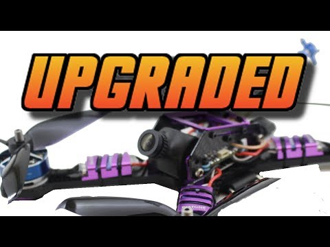 One of the fastest drones of 2016 just got an upgrade. Diatone GT2 2017 review. uavfutures