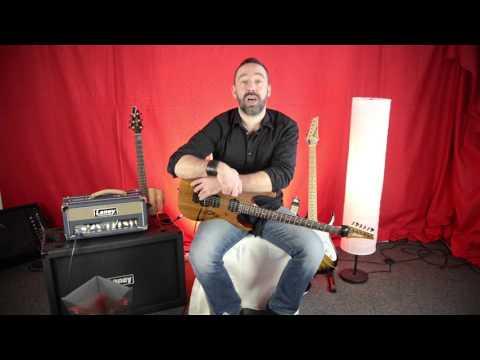 David Lee Roth Ladies' Nite In Buffalo Steve Vai Guitar Solo Tutorial SlowMo