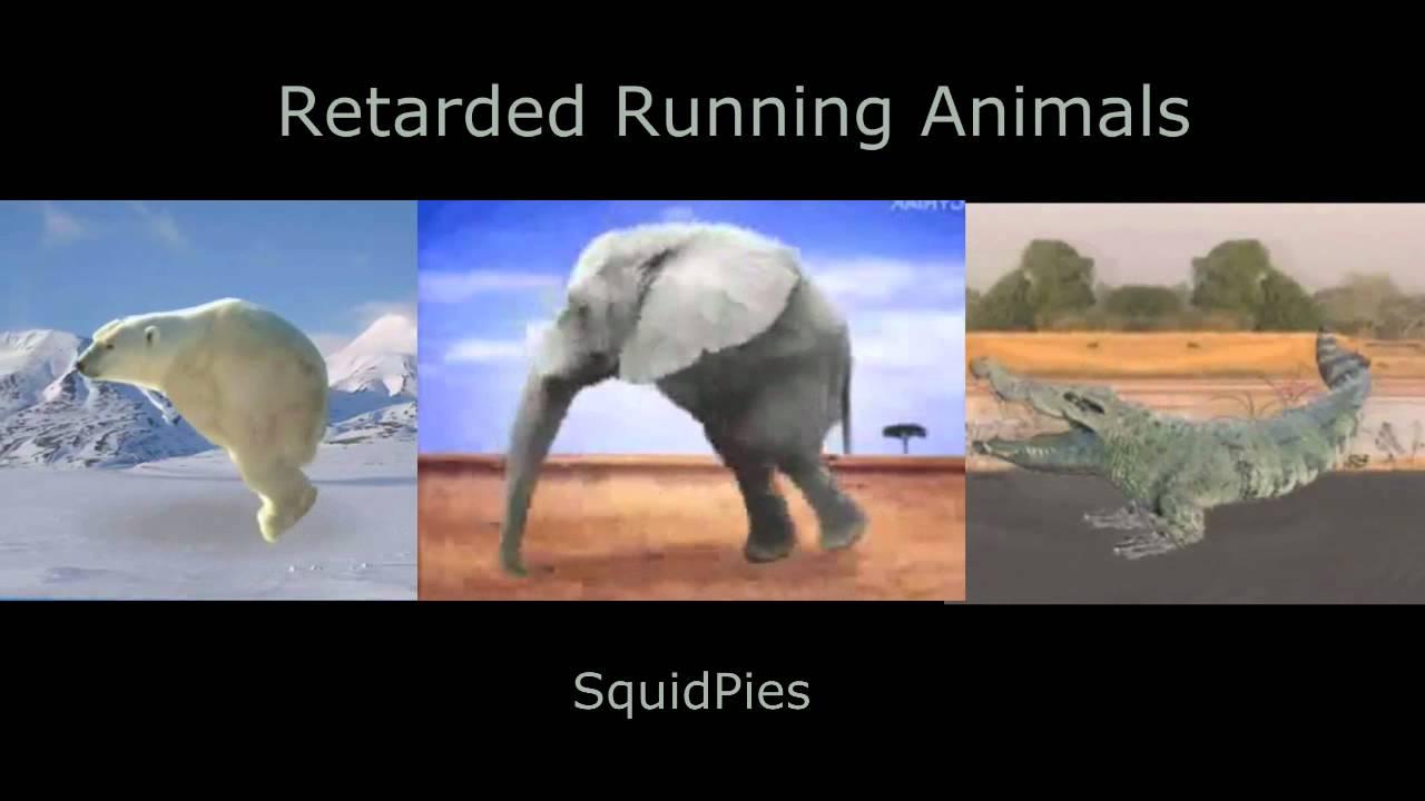Retarded Running Anima...