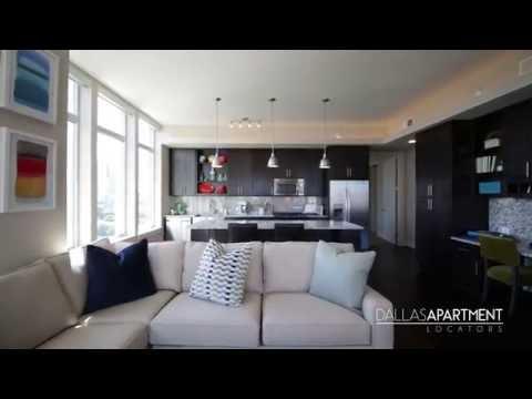 The Jordan Uptown 2 Bedroom - Uptown Dallas Apartment Locators
