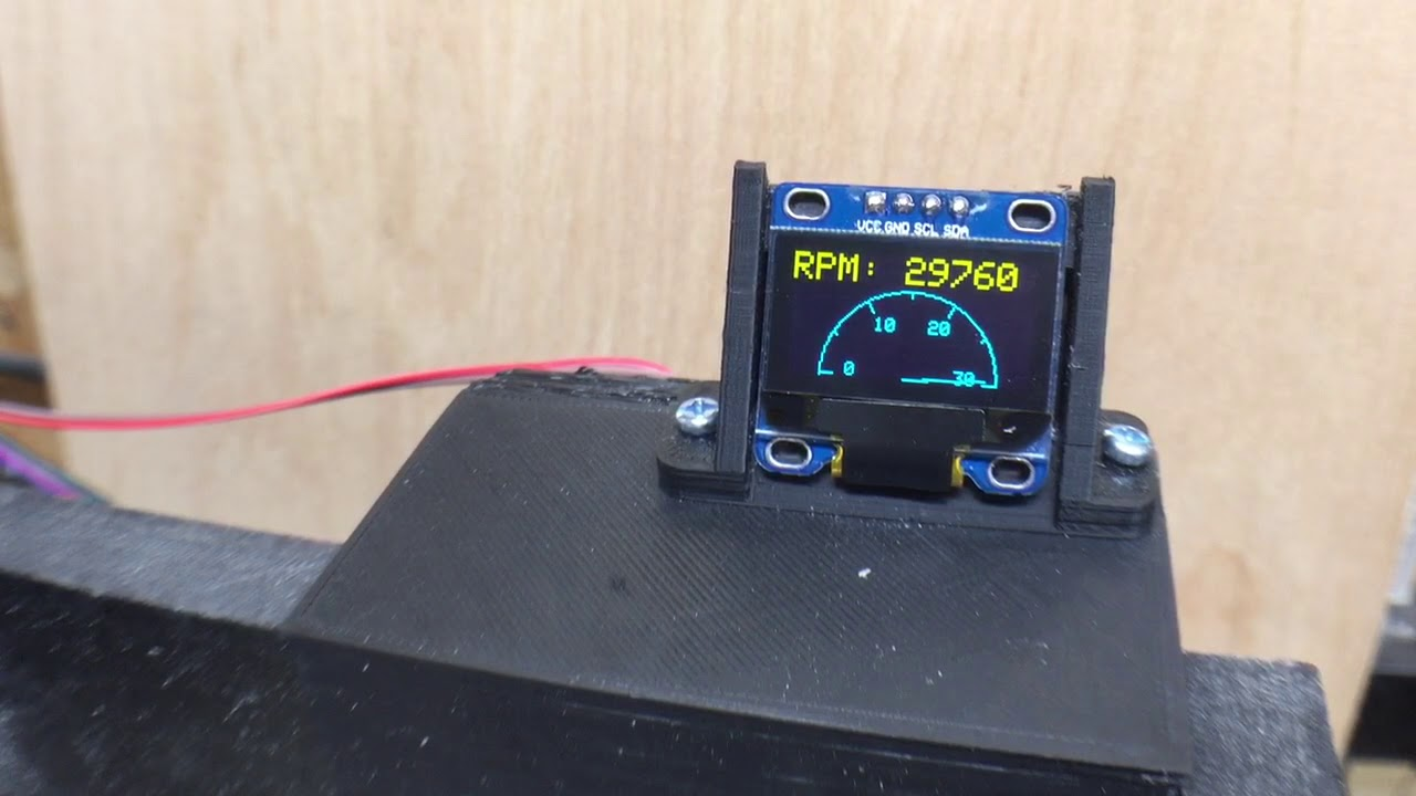 Arduino Blog » Add an Arduino-based tachometer to your CNC