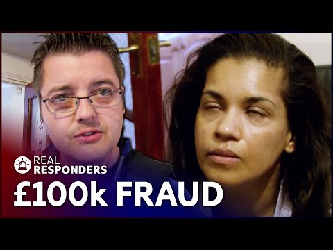 Immigrant Student Can't Remember Where or What He Studies | UK Border Force | Real Responders