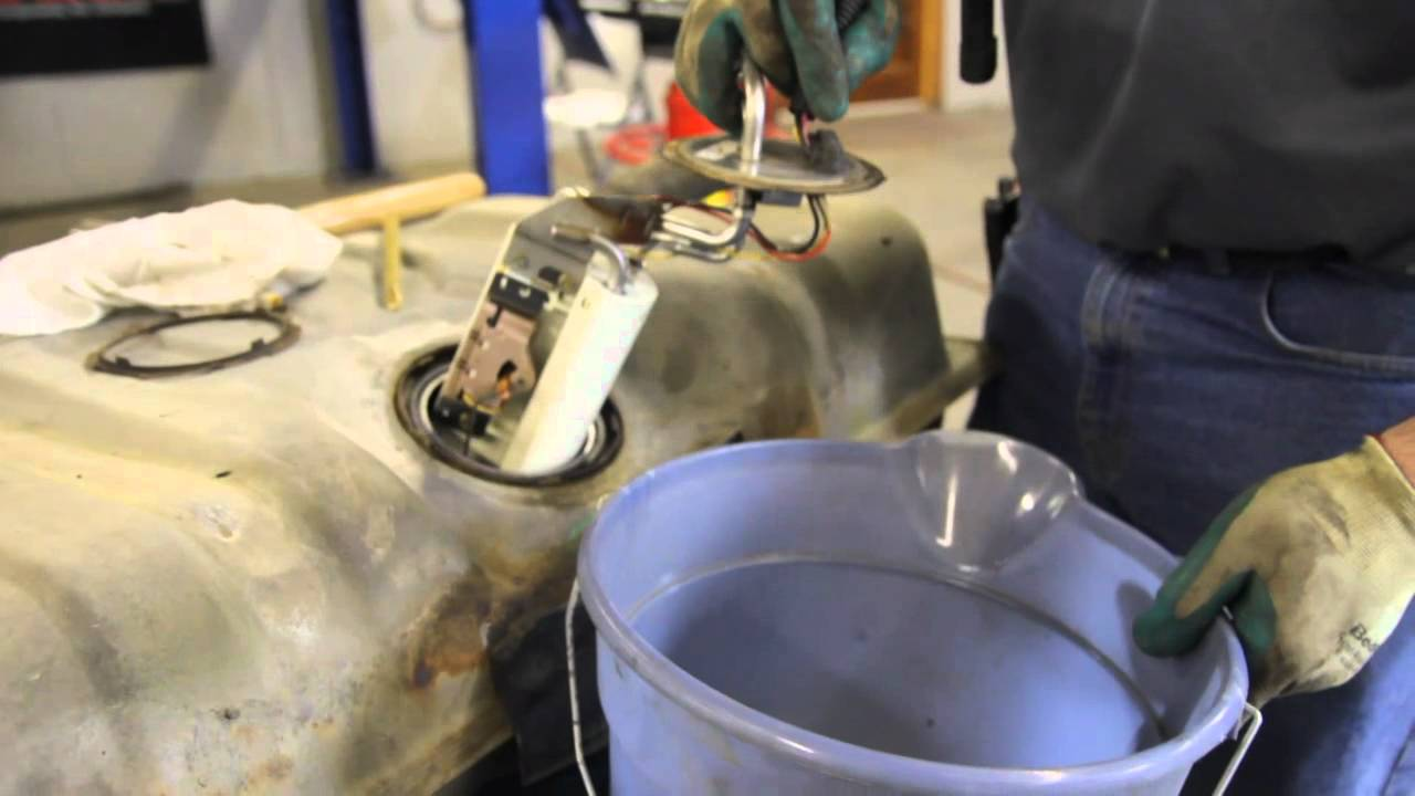How to Install InTank Fuel Pump in 19851986 Ford F150350 and 19891997 Ford Truck  YouTube