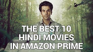 Video The Best 10 Hindi Movies in Amazon Prime download MP3, 3GP, MP4, WEBM, AVI, FLV Oktober 2018