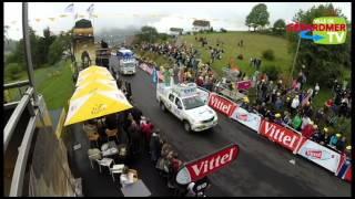 Ville de Gérardmer : Tour de France / 12 et 13 juillet 2014