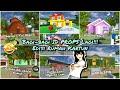 Bagiin ID PROPS RUMAH KARTUN Keluarga Somat, Doraemon, Chibi Maruko, Dll   Sakura School Simulator
