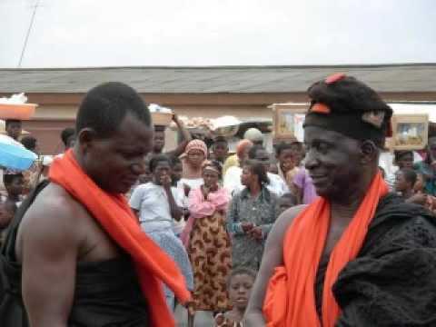 ODAMBEA FESTIVAL, MFANTSEMAN,GHANA
