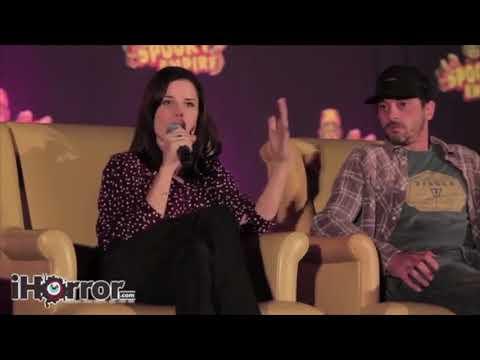 Scream Panel With Neve Campbell Skeet Ulrich and Matthew Lillard