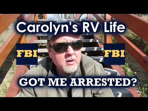 Carolyn's RV Life Had Me Arrested? Truth Spoken