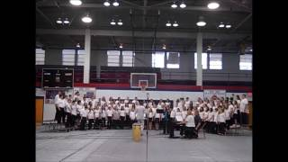 RLBMS Choir - Shenandoah - Arr. by Rollo Dilworth