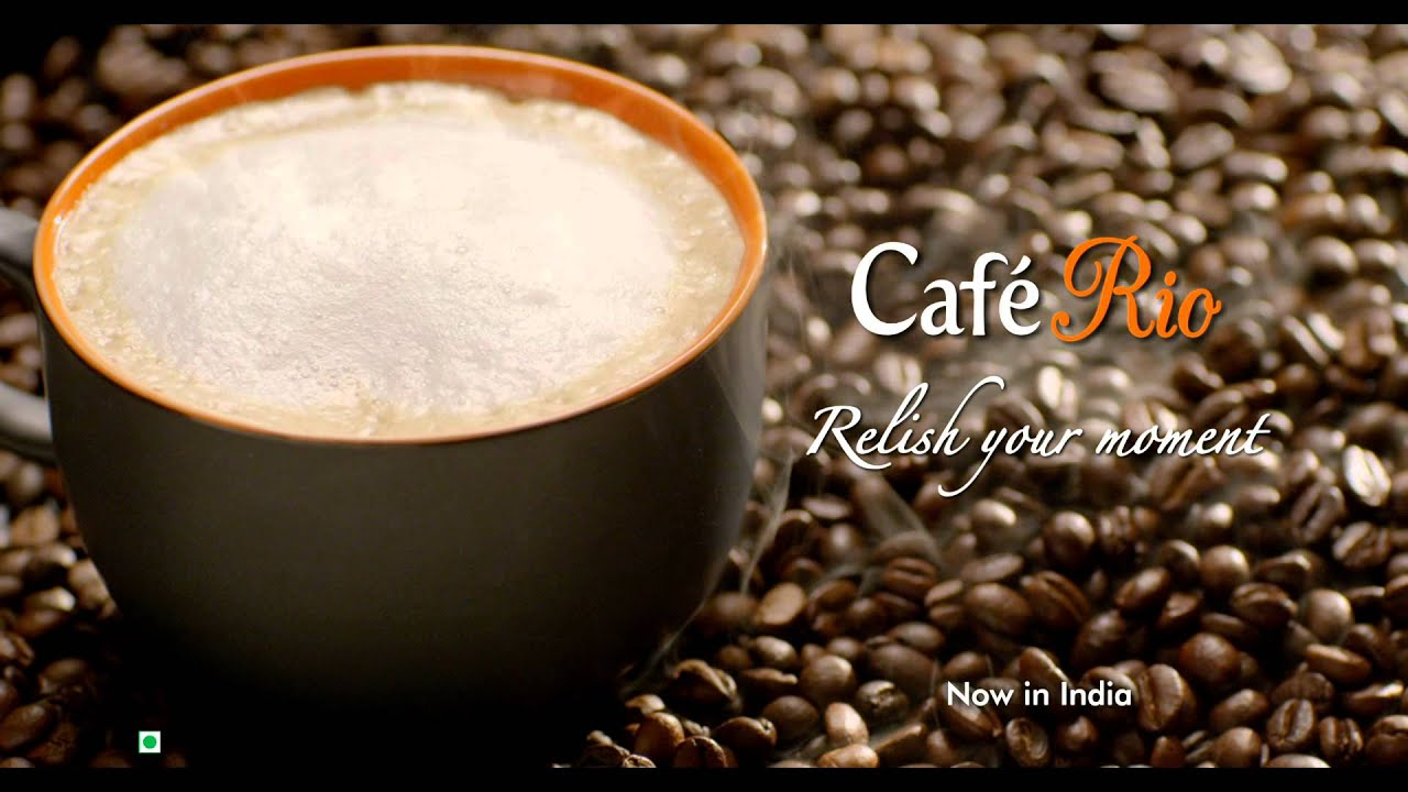 Cafe Rio coffee_ Relishyourmoment_packshots ad _ 5 seconds ...