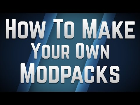 How to Make Your Own Minecraft Modpack