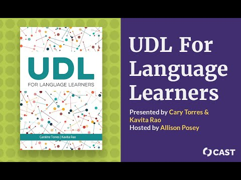 UDL For Language Learners