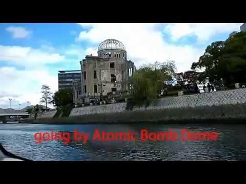 go to Miyajima island directly from Hiroshima Peace Park