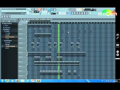 DJ Black Coffee 2016 type beat on FL studio
