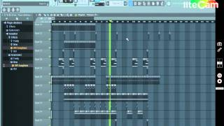 DJ Black Coffee 2016 type beat on FL studio