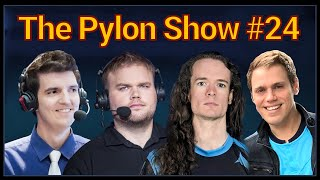 EP.#24 of ThePylonShow with Rotti & Neuro!