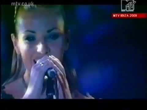 PLANET FUNK & TARA MCDONALD CHASE THE SUN IbizaMTV festival