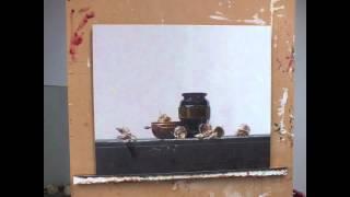 painting method of Roman Reisinger